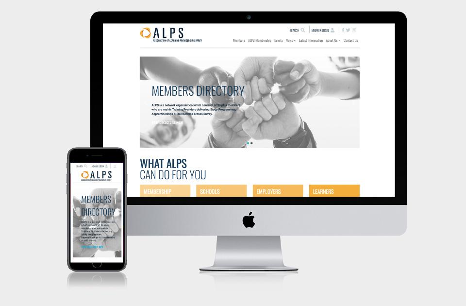 ALPS website